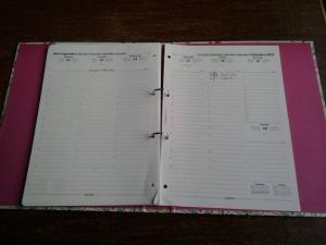 filofax agenda