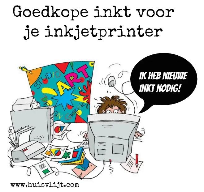 goedkope inkt cartridges