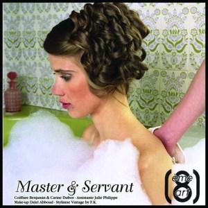 master&servant coiffure