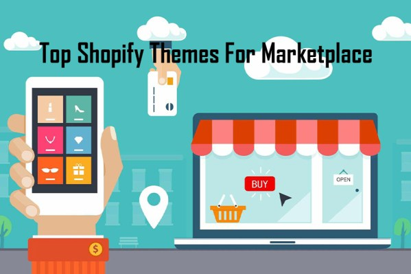 Top Shopify Themes For Marketplace