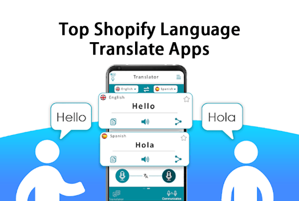 Top Shopify Language Translate Apps