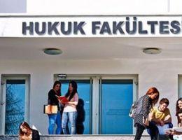 Hukuk Fakültesi 2022 Taban Puanları ve Başarı Sıralamaları