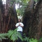 ハワイ島フォト日記 バースカフェの映太くん達のハワイ島合宿