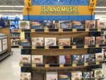 ハワイ島フォト日記 久々のCD売り場に行ってみたよ ハワイアンミュージック!