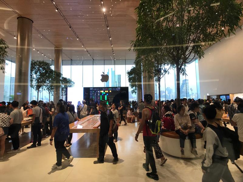 ICONSIAM Apple Store