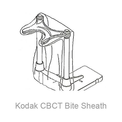 Carestream (Formally Kodak) 9000 CBCT 3d Bite Block