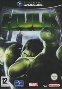 Hulk 1 sur Gamecube