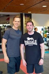 Dave M Training