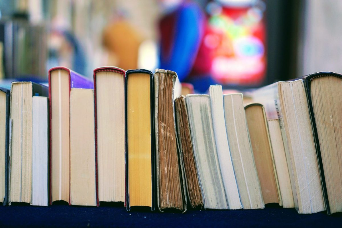 Four unsuspecting books that improved my health