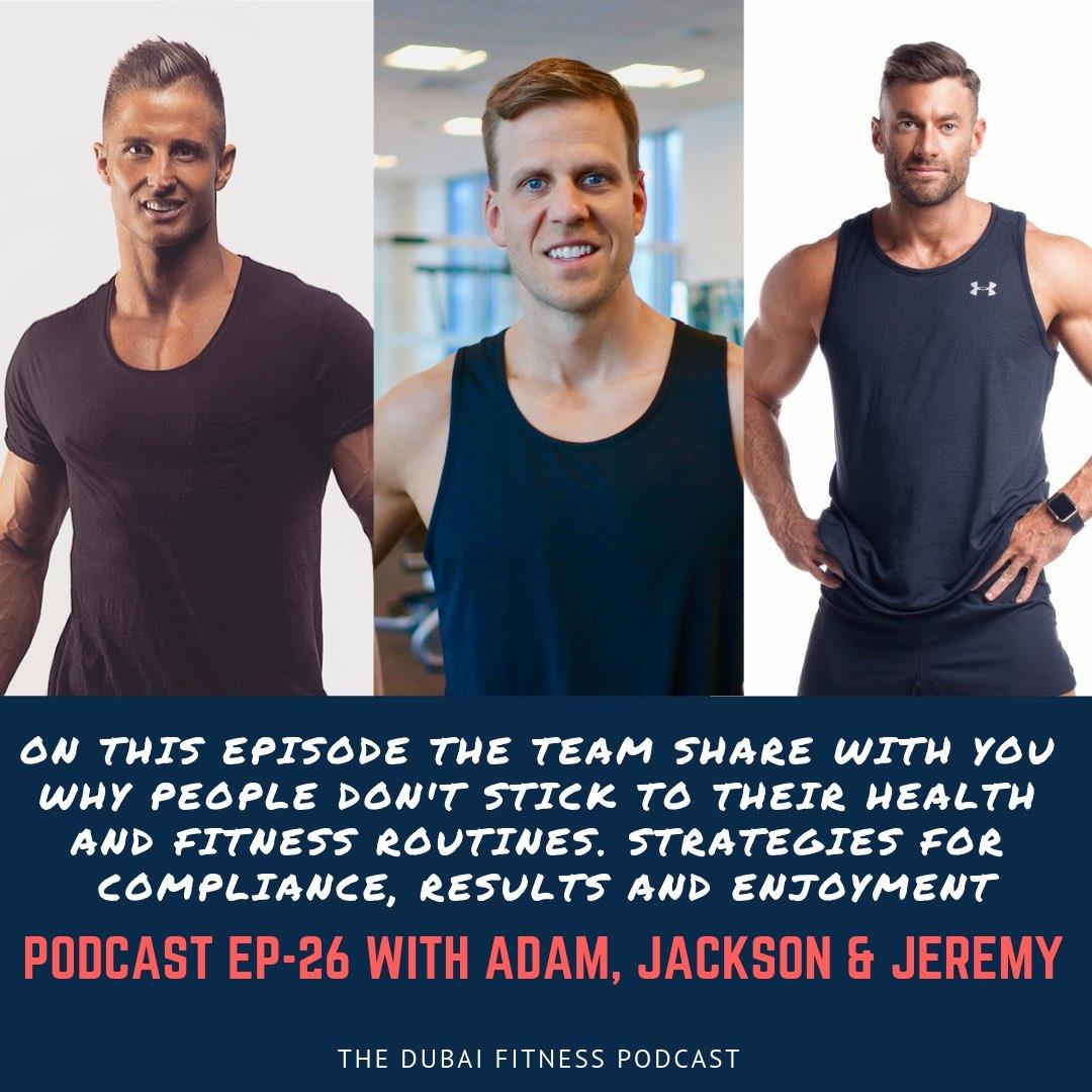 Dubai Fitness Podcast