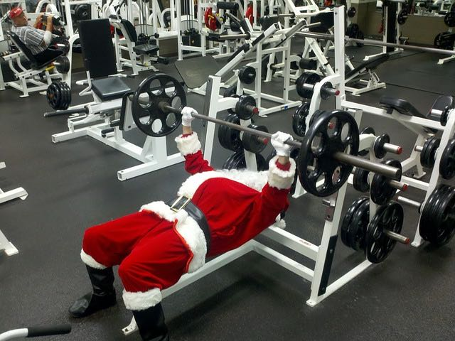 weight off Christmas