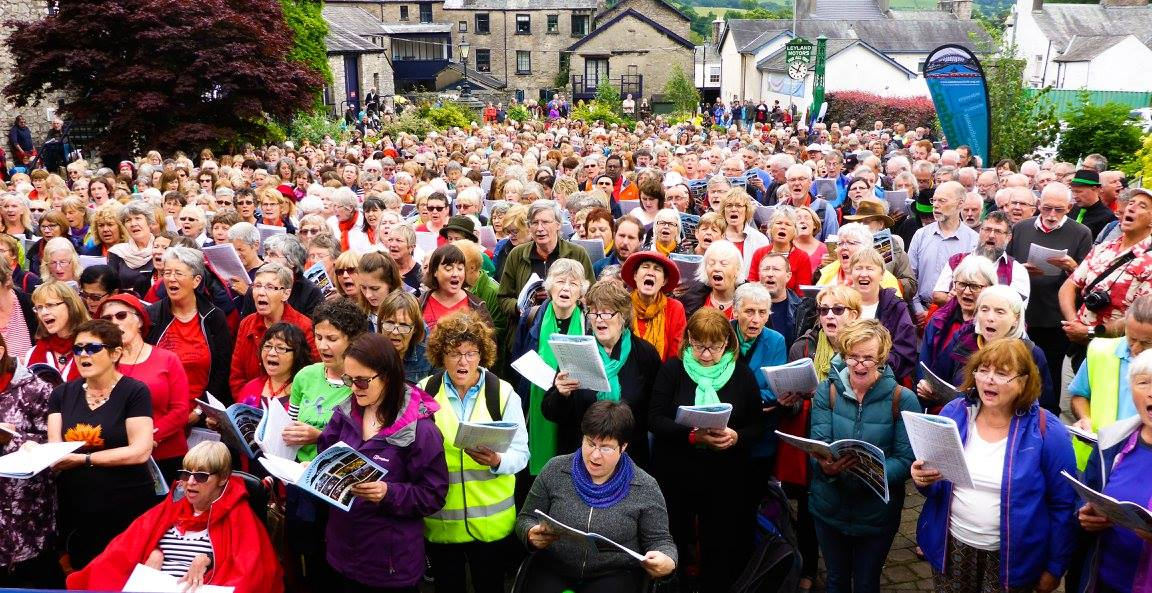 Street Choir Festival Kendal | 2017