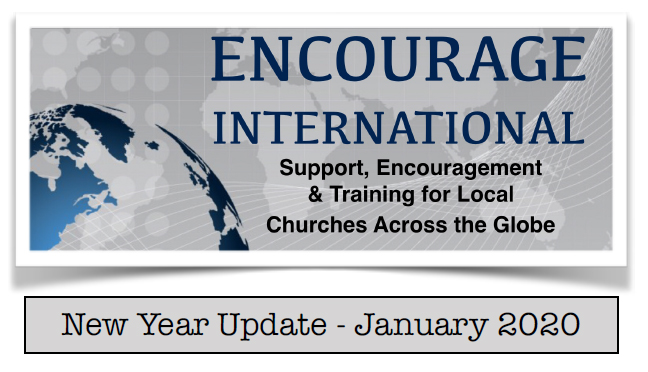 Encourage International – Latest Newsletter