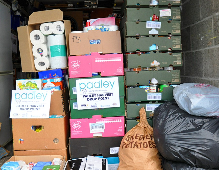 Piled-Up Provisions for the Padley Centre