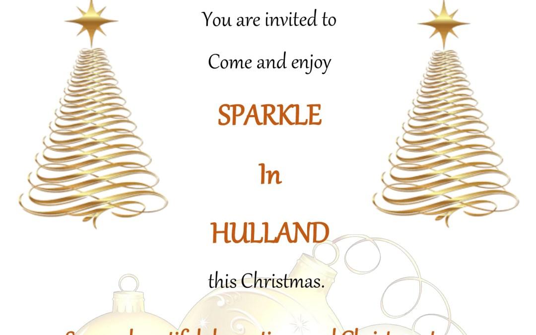 Sparkle in Hulland