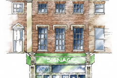 Whitefriargate shop front