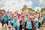 The City of Culture Volunteers during Pride in Hull.