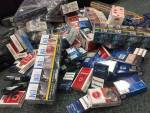 Raids on Hull shops this week found thousands of illegal cigarettes and hundreds of pouches of illegal tobacco.