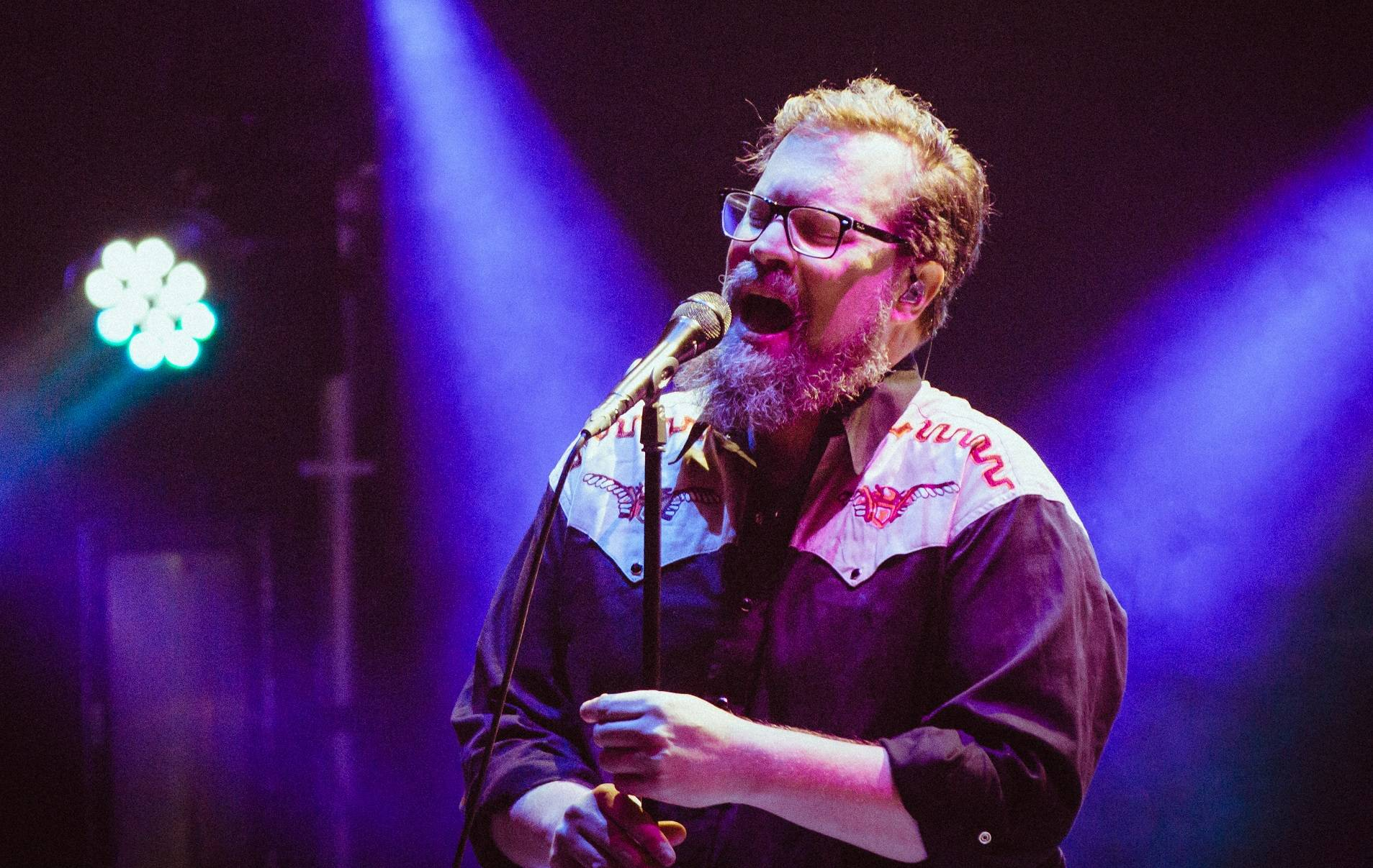 """Singer-songwriter John Grant called some of Hull's old factories """"incredible""""."""