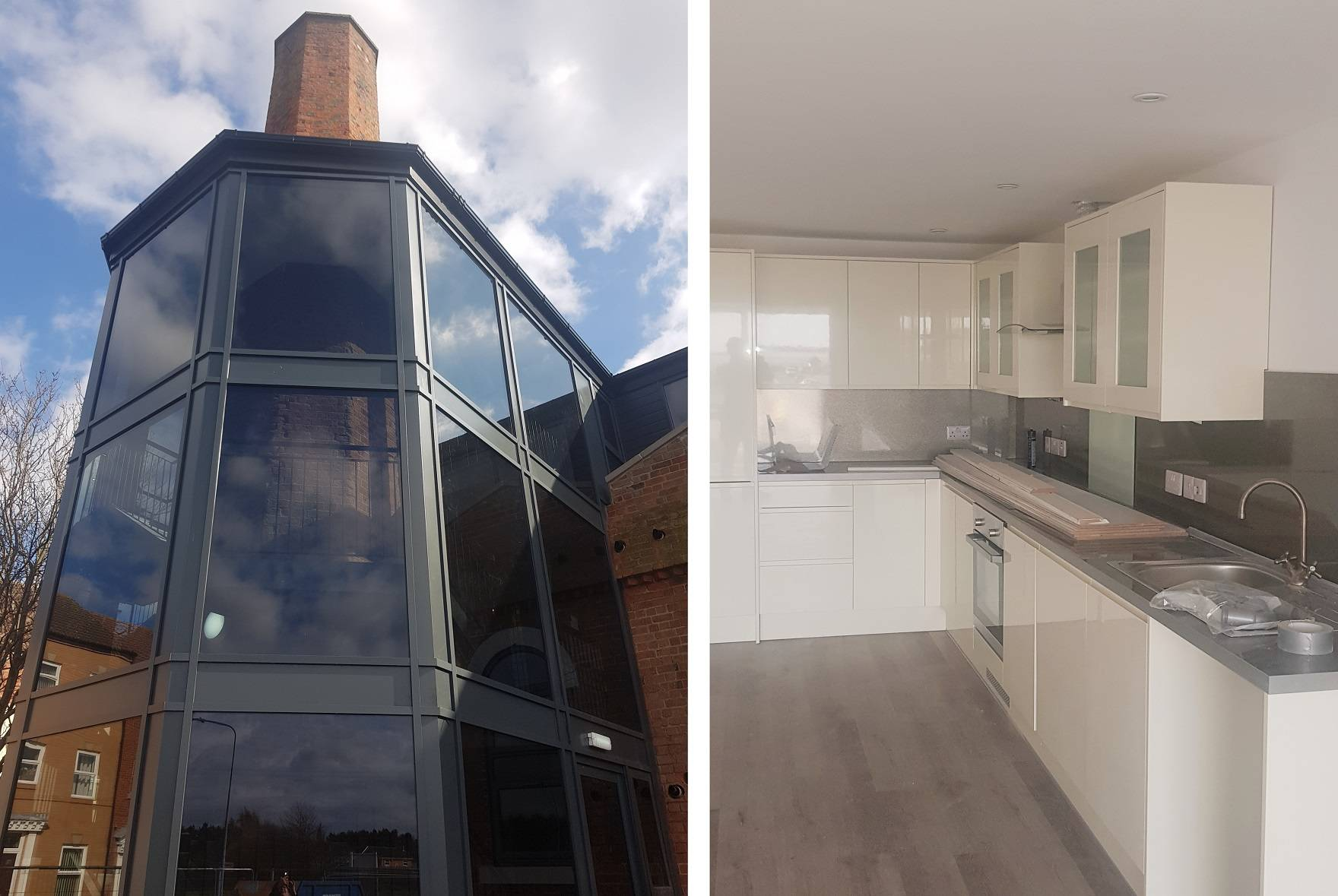 Hull Serviced Apartments has since invested £1.5 million to redevelop the Winding House.