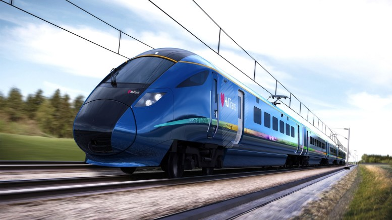 Hull Trains is giving its passengers the opportunity to name its new trains.