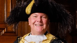 Councillor Steve Wilson has become the 107th Lord Mayor of Kingston upon Hull and Admiral of the Humber.