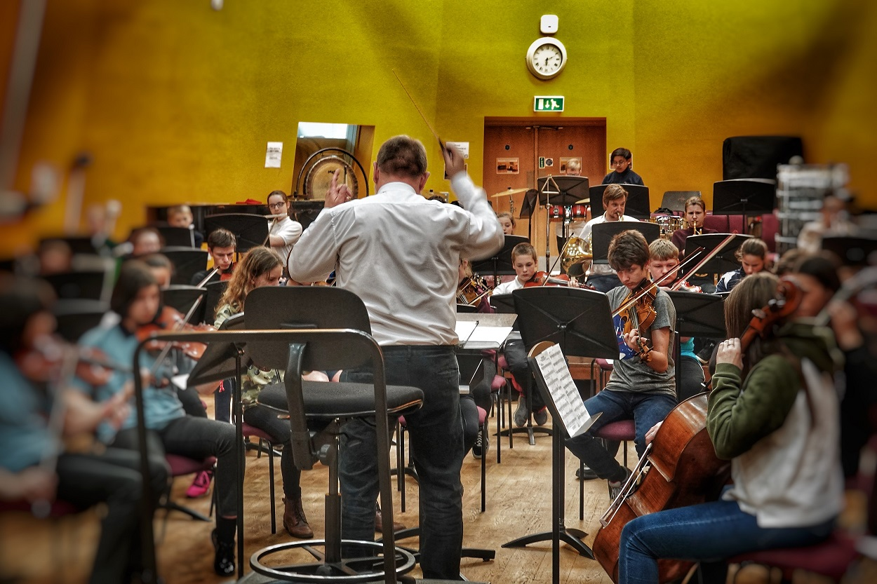 More than 5,000 children are taught a range of music in Hull.