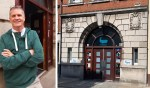 Glenn Gavin, owner of Hull Trinity Backpackers, was awarded awarded £16,000 from the Old Town Grand Scheme.