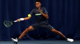 Hull's Paul Jubb is set to play at Wimbledon, the world's oldest tennis tournament. Credit: Simon Cooper/PA Wire/PA Images