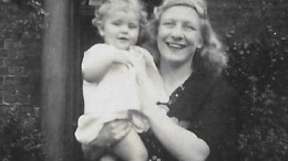 A picture from a collection of letters from the mother of Polly Pattison to her father.