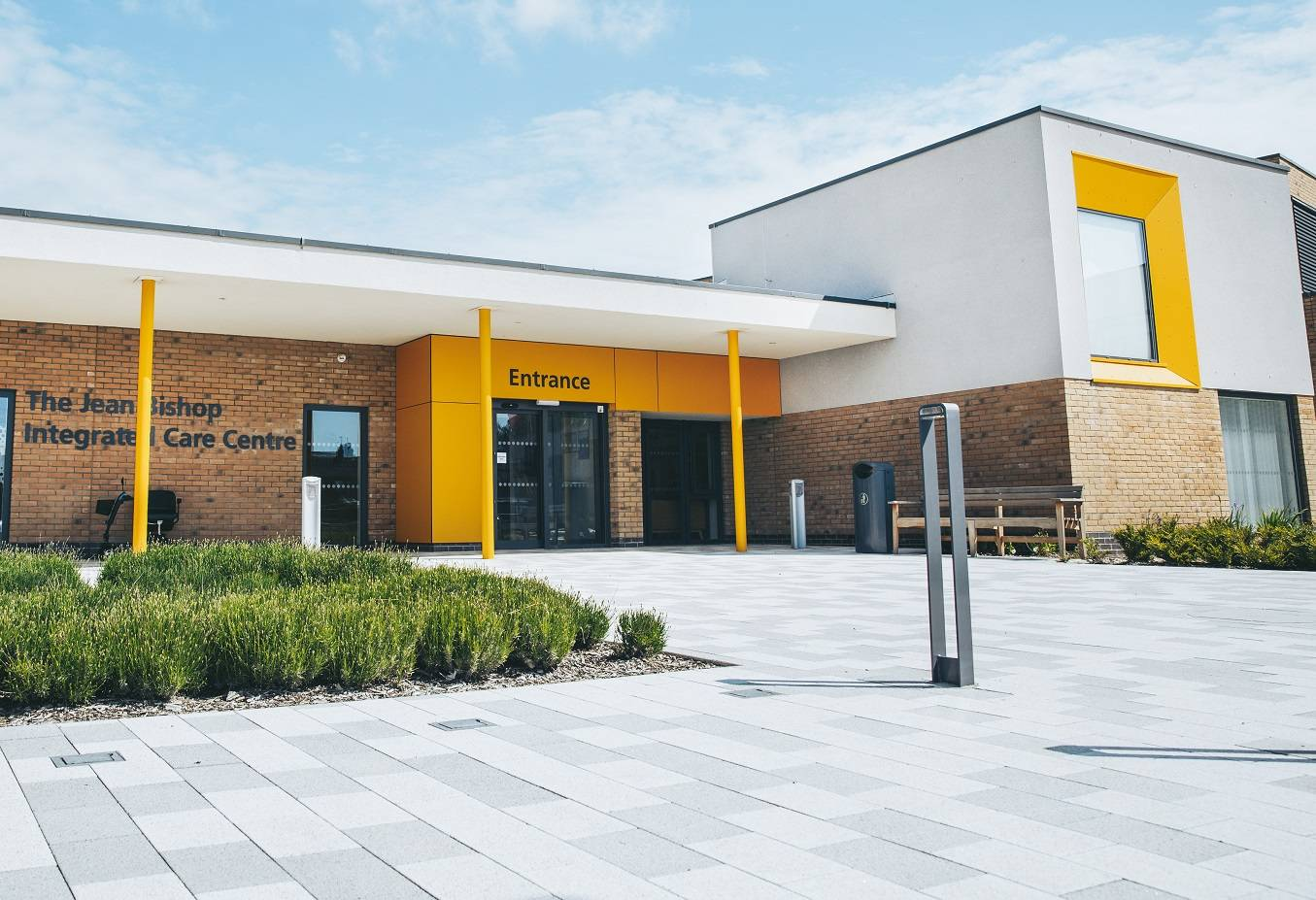 The Jean Bishop Integrated Care Centre in Hull.
