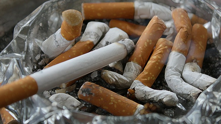 Smoking rates in the city reached 26.1 per cent in 2018 after hitting a low of 23.1 per cent in 2017.