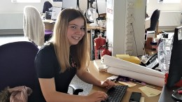 Kaitlyn Robson, 16, says HeadStart Hull helped her
