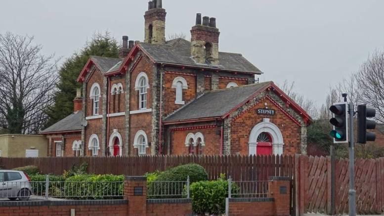 Stepney Railway Station
