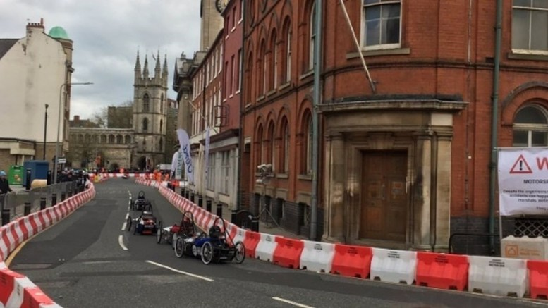 The Hull Street Race in 2019