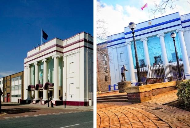 Hull New Theatre refurbishment