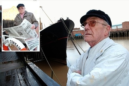 Former Arctic Corsair skipper Jim Williams