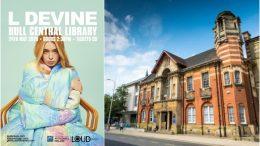 L Devine, Get It Loud In Libraries