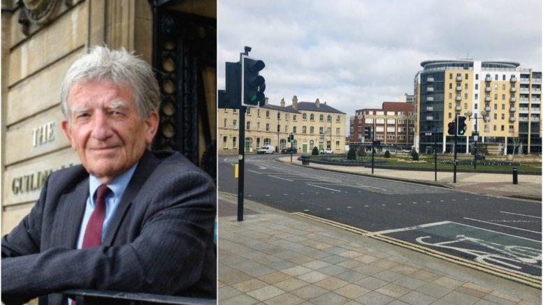 Cllr Stephen Brady has said he's proud of Hull's reaction to coronavirus