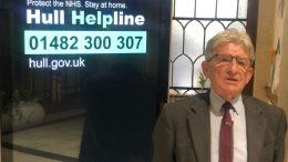 Councillor Stephen Brady