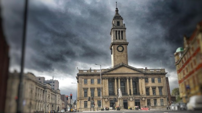 The Guildhall in Hull