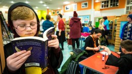 Harry Potter Night, Hull Central Library