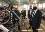 Hull Cycle Hub opening