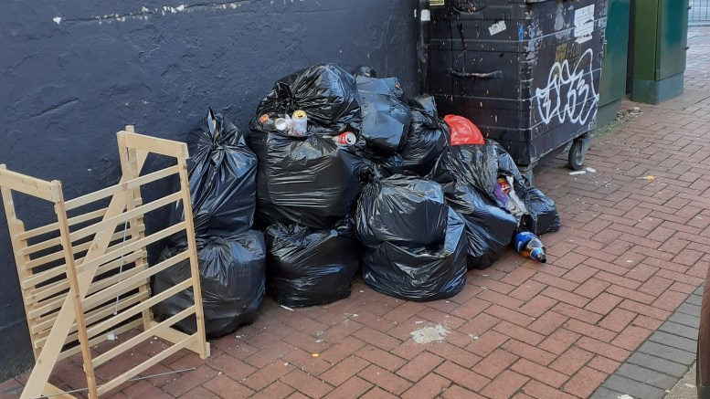 Fly-tipping one