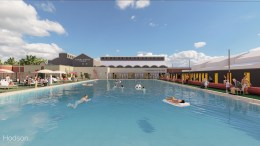 Ambitious plans for Albert Ave Pools lido