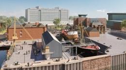 North End Shipyard