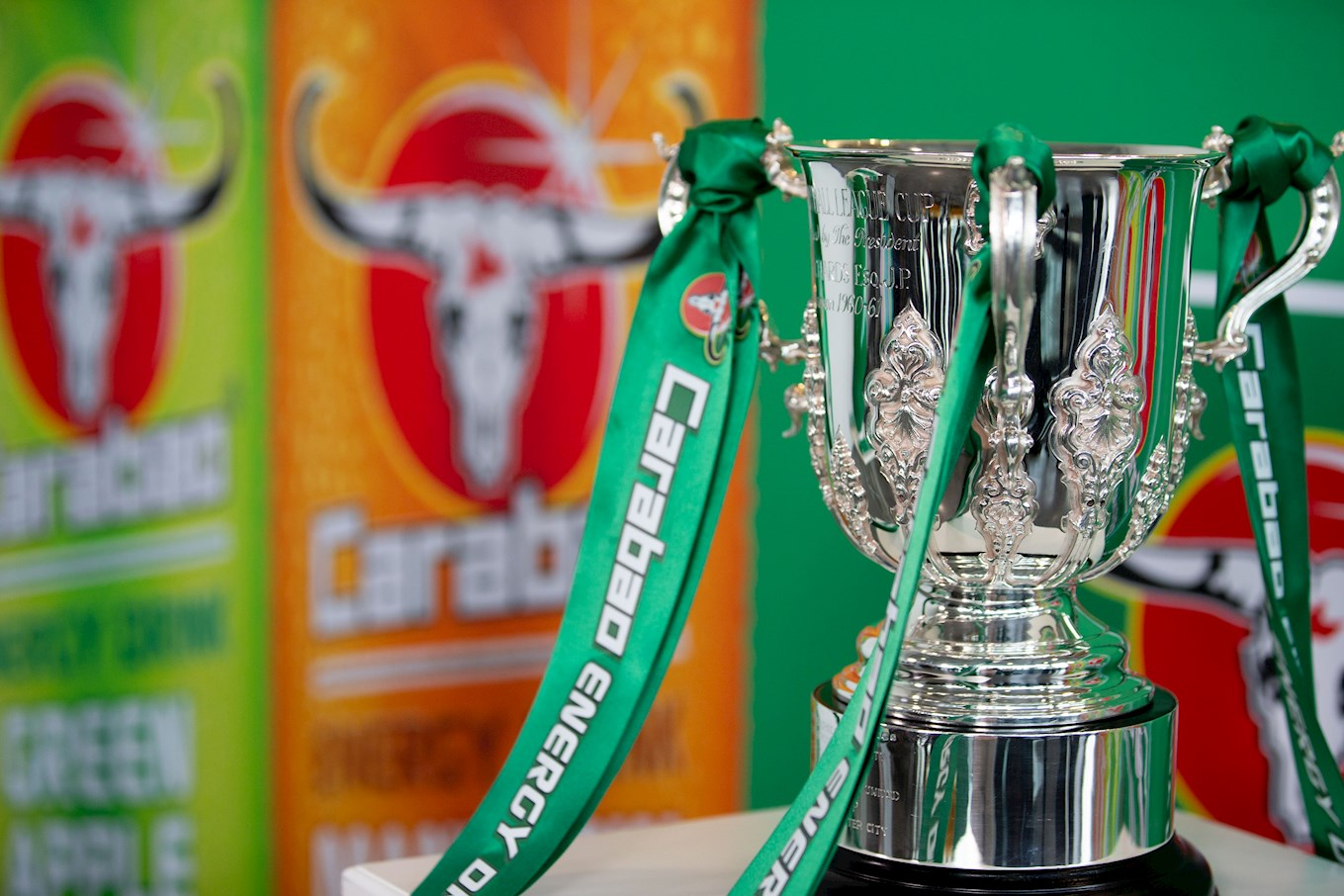 Carabao Cup Trophy : Jose Mourinho one win away from first trophy at Tottenham as Manchester United or Man City await ... - themostsinmylife-wall