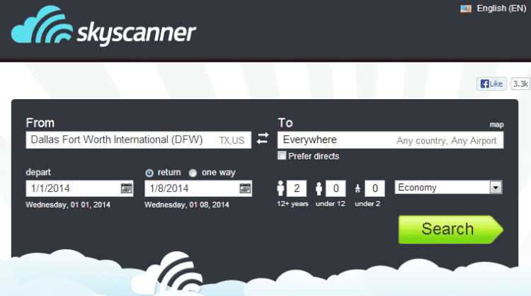 SkyScanner by Hull Financial Planning