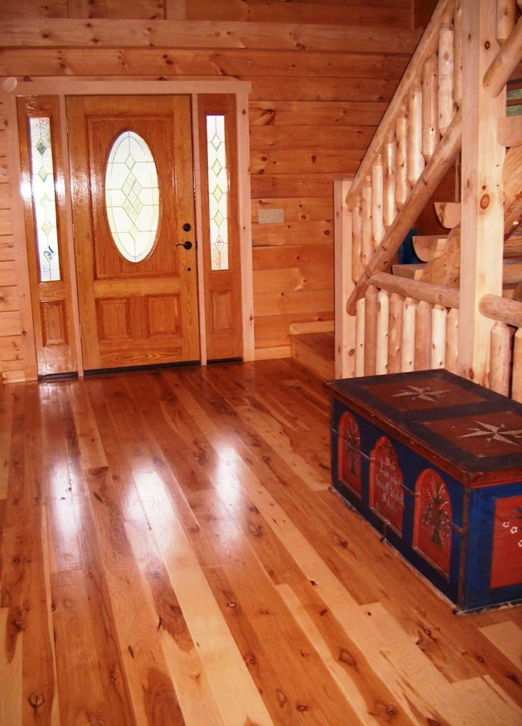 Hickory Wide Plank Floors  Hull Forest Blog