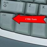 CTRL-toets